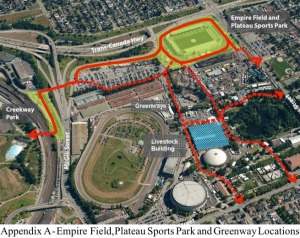 Hastings Parks Plan Proposal