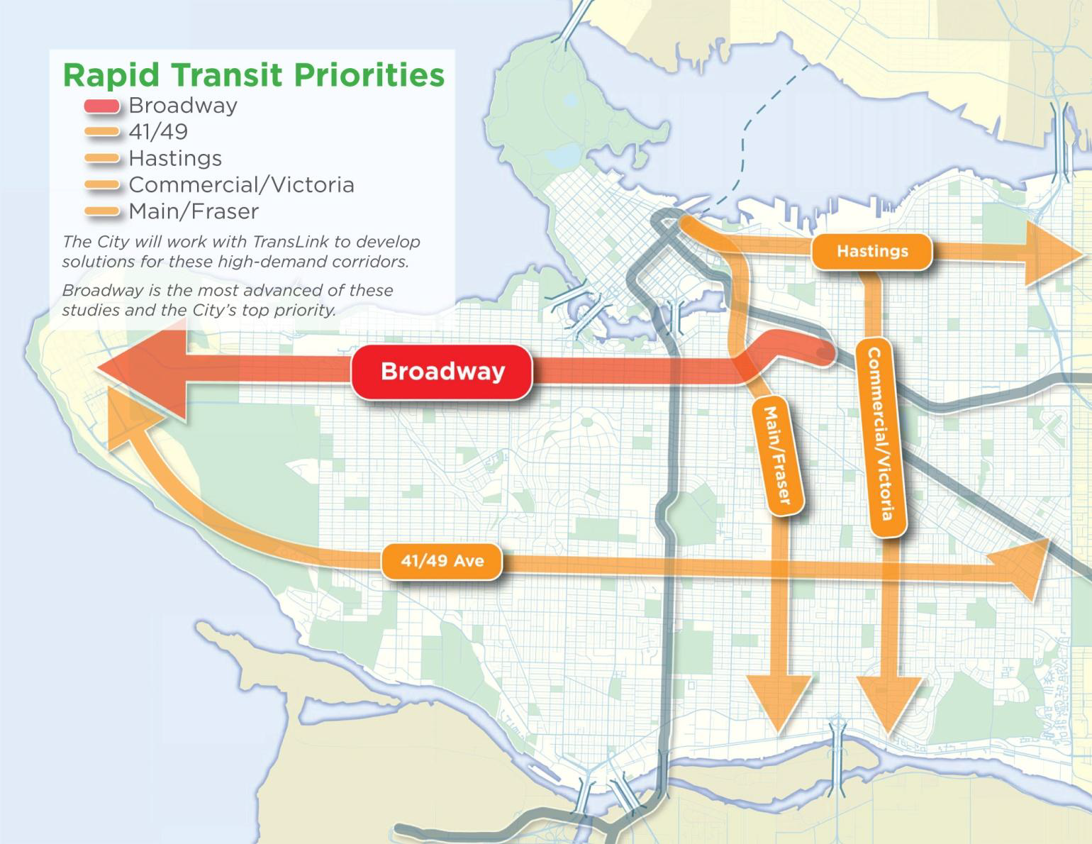 Vancouvers Transportation 2040 Plan What are they NOT telling us