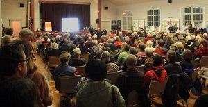 Grassroots Citizens Meeting in Dunbar
