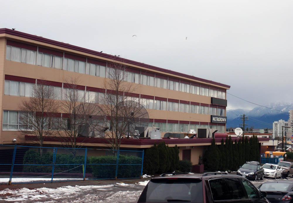Ramada Hotel Vancouver Kingsway