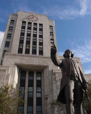 City Hall South side