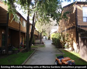 Affordable Housing at Marine Gardens