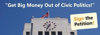 Municipal Campaign Finance Reform Petition