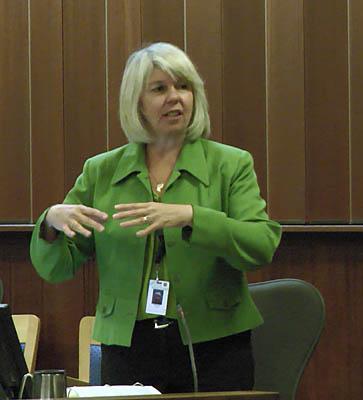 Councillor Adriane Carr