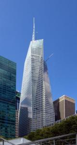 Bank-of-america-tower New York