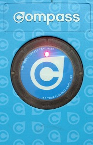 Compass Card reader