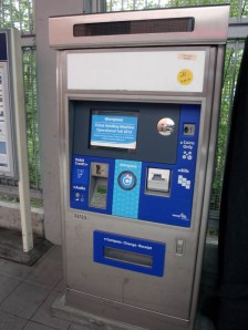 Compass Vending Machine