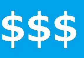 Dollar signs, CHW