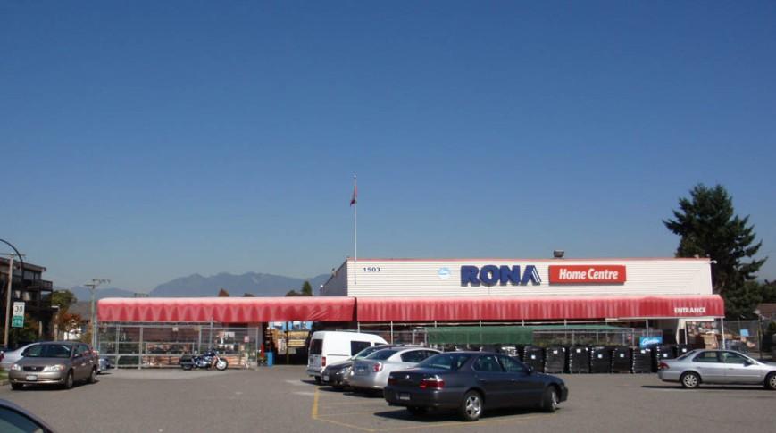 Rona site