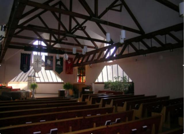 Inside St. Johns Church 2010