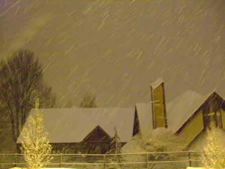 St Johns Church in snow 2010 web