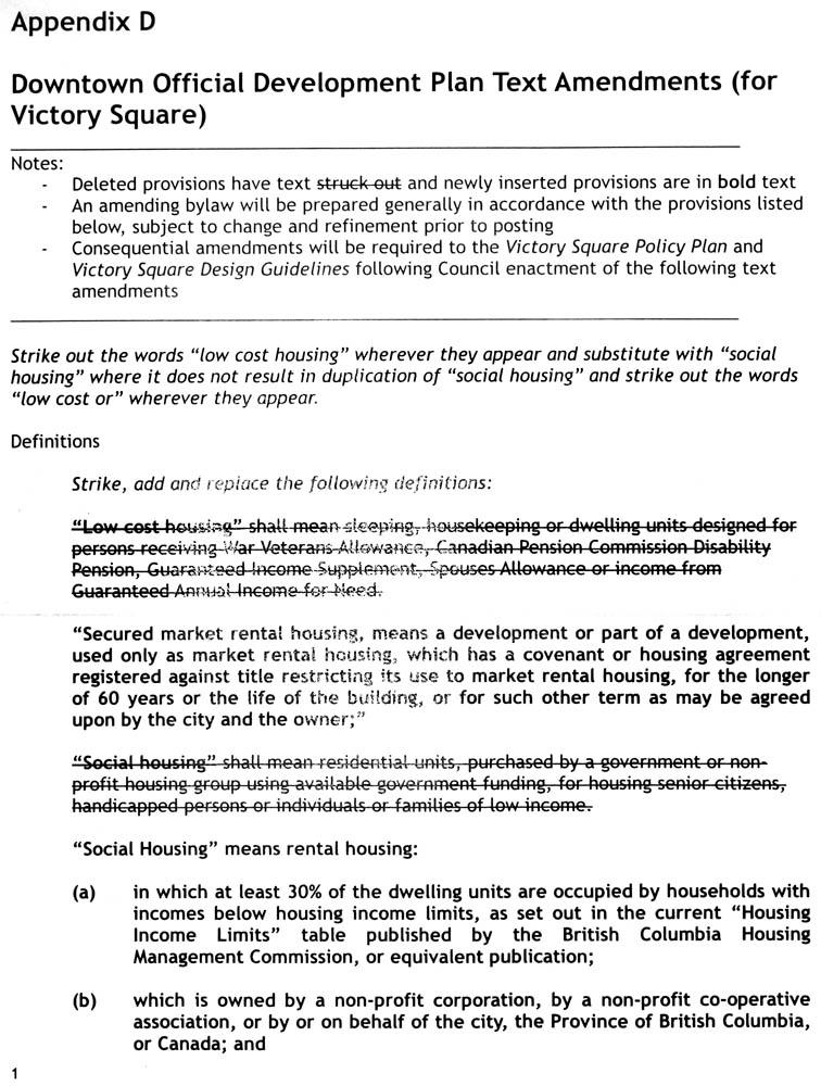 Appendix D page 1