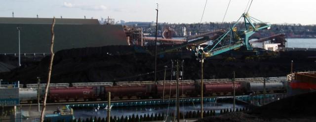 North Vancouver (Neptune Terminal) - metallurgical coal export