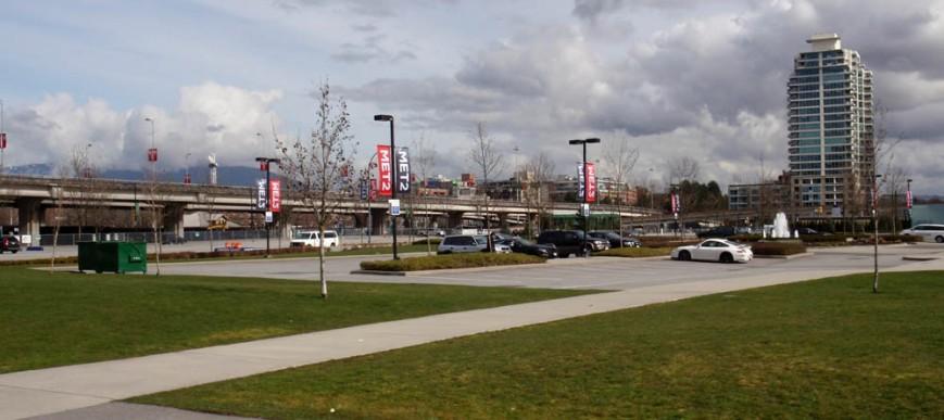 Sales Centre Parking