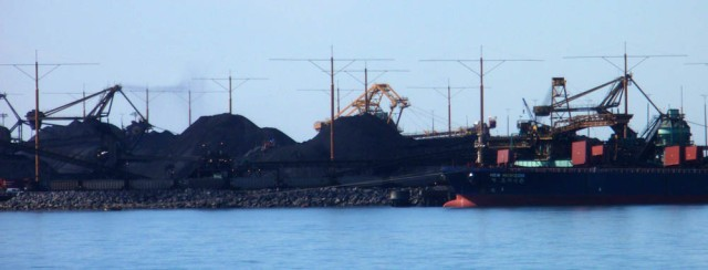 Deltaport Coal