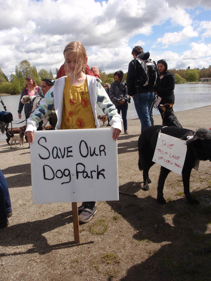 Save our Dog Park