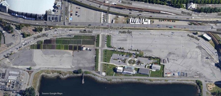 False Creek Concord Lands Google Maps