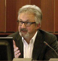 Vision Vancouver Councillor Geoff Meggs