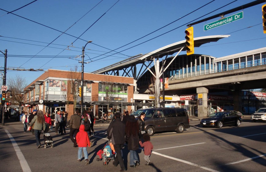 Commercial Broadway Station