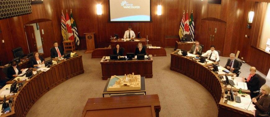 City Council panorama