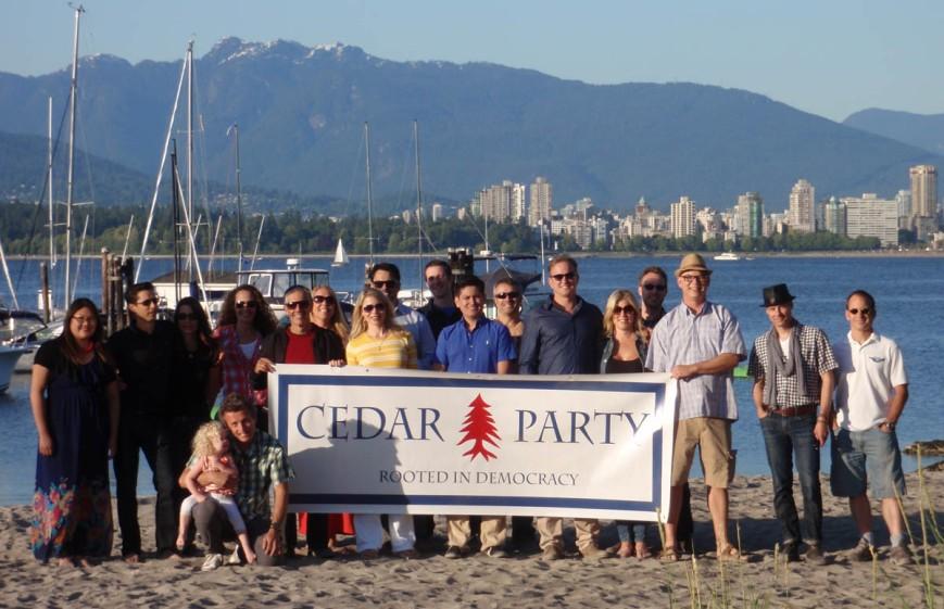 Cedar Party