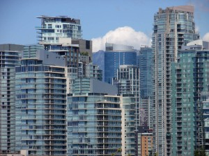 Towers continue to sprout in Vancouver. Who's buying?