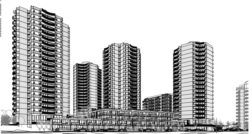 Beach Towers DP application 9-Jul-2014