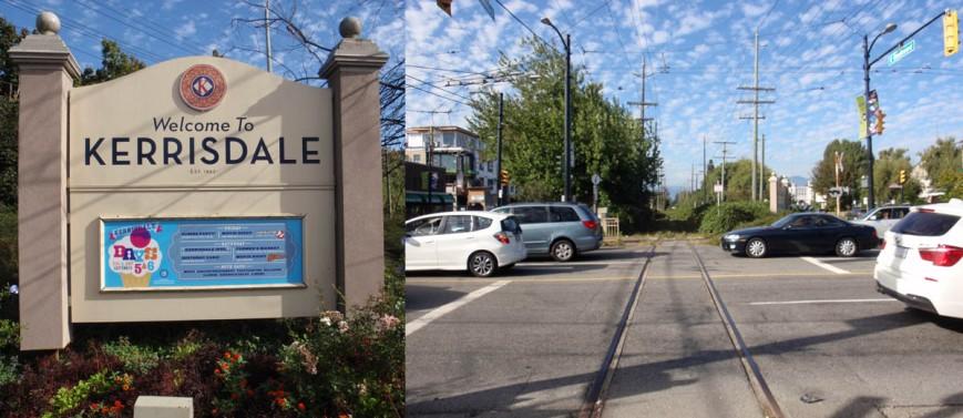 Kerrisdale centre
