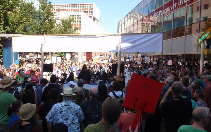 CBC rally climate
