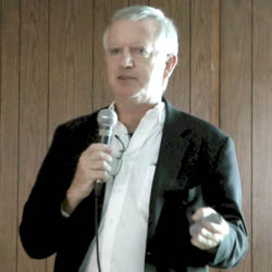 UBC Professor Dr. Patrick Condon