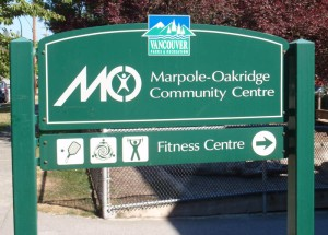 Marpole Oakridge Community Centre