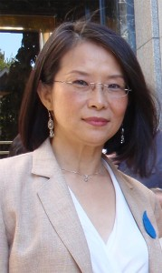 COPE Mayoral candidate Meena Wong