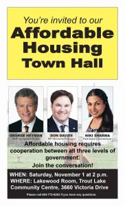 Affordable Housing debate, 1-Nov-2014 Heyman, Davies, Sharma