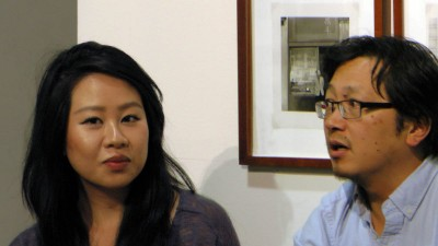 Melissa Fong and Henry Yu