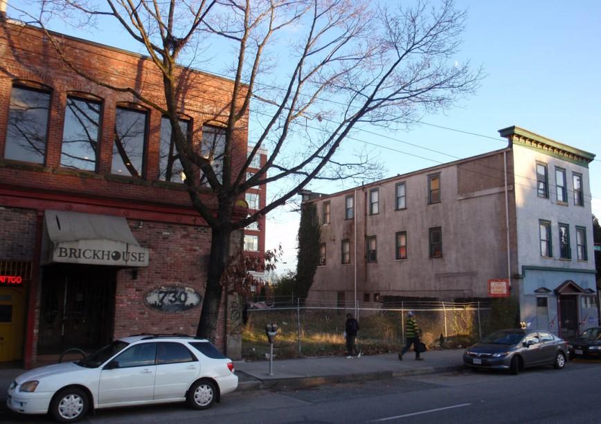 The Brickhouse and 796 Main Street