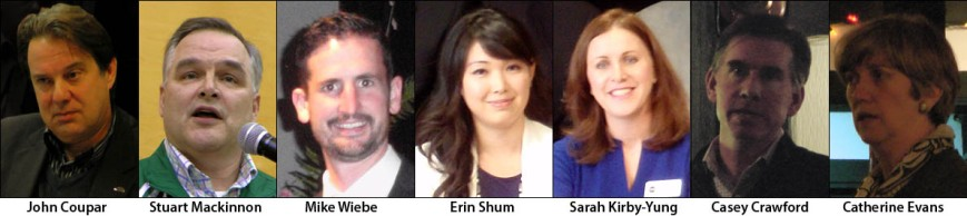 Park Board members elected Nov 15, 2014