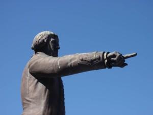 City Hall Statue