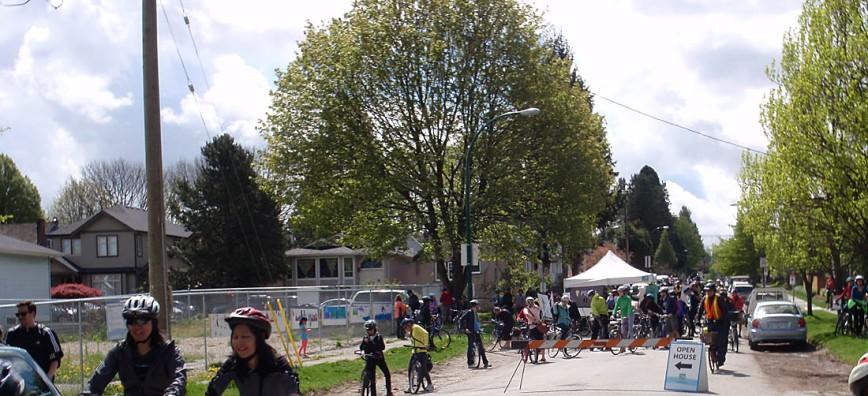 Yukon Street Open House