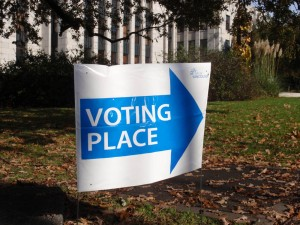 Advance Poll Voting City Hall