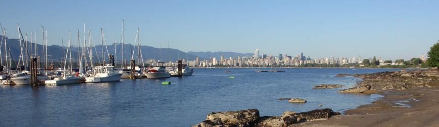 Boats shoreline