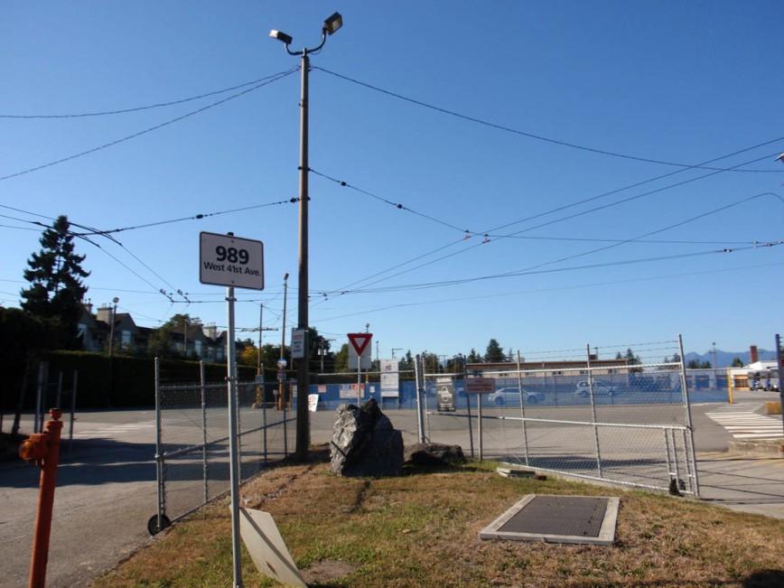Oakridge Transit Centre