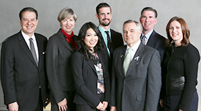Vancouver Park Board Commissioners 2014-2018. Photo: CoV