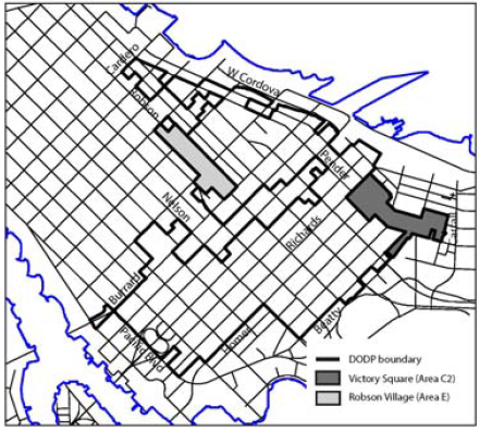 Map for DODP public hearing 24-Mar-2015