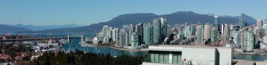 panorama downtown