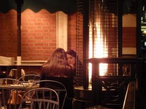 Patio heaters London