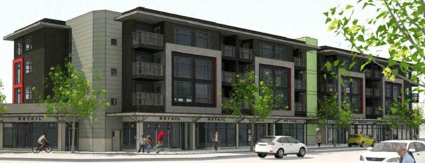 Rental housing design for 1700 Kingsway (unbuilt)