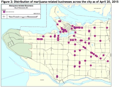 Pot Shops in Vancouver