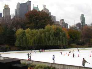 Central Park in 2004