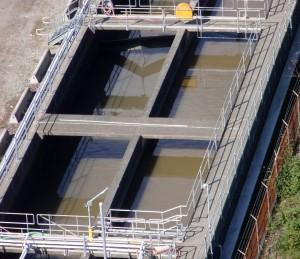 Lions Gate Sewage Treatment Plant