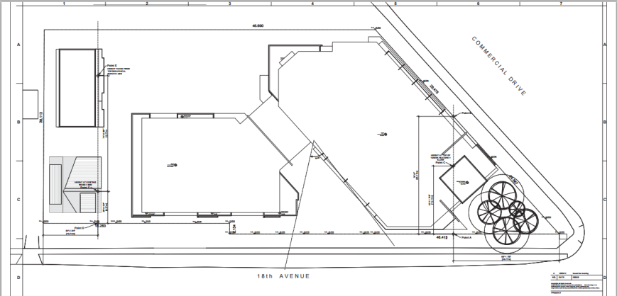 3365 Commercial site plan